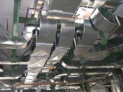 Stainless Steel Ducting & Insulation Work, Application/Usage: Industrial