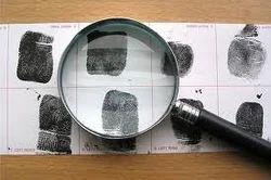 Finger-Prints Examination