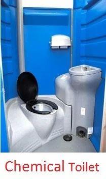 Portable Toilet Exhibition : Service provider of portable toilet & mobile toilet hire by rent a