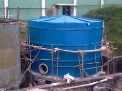 GRP Water Storage Tanks