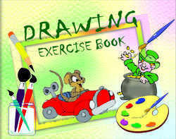 drawing note book drawing book manufacturer from new delhi - Drawing Book Pictures