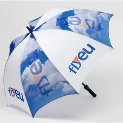 Polyester Digital Printed Umbrella