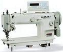 Top & Bottom Compound Feed Lock Stitch Sewing Machine