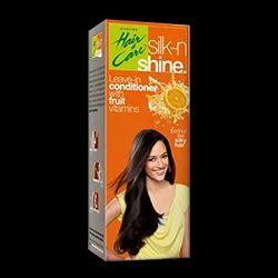 Hair & Care Silk & Shine