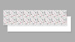 Modern Geometric Pattern Table Runner