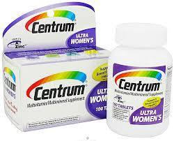 Centrum Women Adults, Multivitamin Tablets