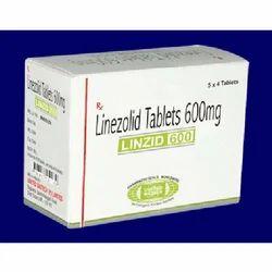 linezolid tablets 400mg