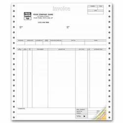 Invoice Printer Paper