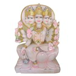 Devi Statues Marble Indian God Statue, For Worship, Packaging Type: Box