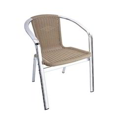 Aluminum Cafe Chair