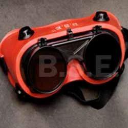Welding Goggle Round Flip