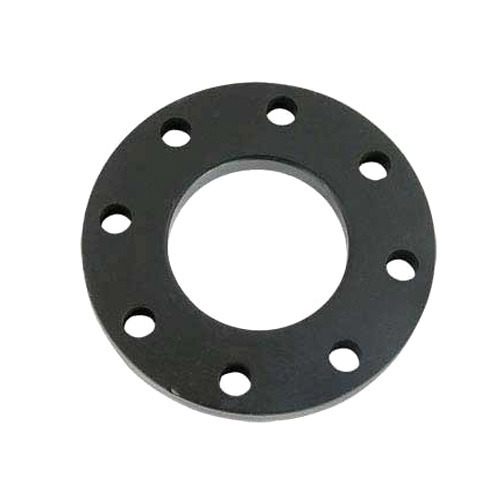 Hdpe pipe industrial fittings sandwich flanges