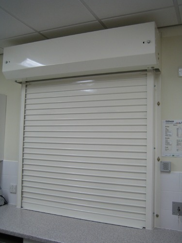 Ganesh Industries Manufacturer Of Rolling Shutters Amp Ms