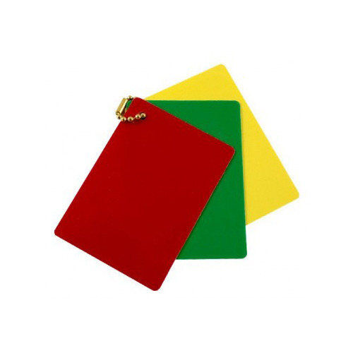 Referee Warning Card at Best Price in India