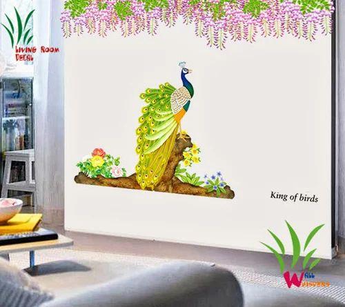 nature wall sticker | sree skandaguru enterprises private limited