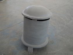 FRP Vertical Motor Guard