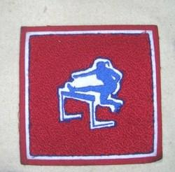 High Jump Patch