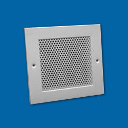 Perforated Face Diffuser