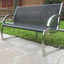 Steel Garden Bench At Best Price In India