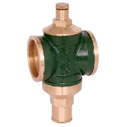 Zoloto Bronze Compact Pressure Reducing Valve