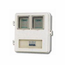 Rectangular SMC Meter Box