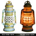 Antique Marble Lanterns