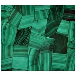 Random Malachite Slab
