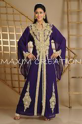 Crystal Luxe Kaftan For Ladies