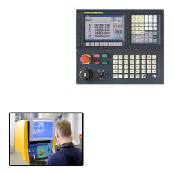 CNC Controller for Lathe Machine