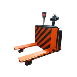 Electric Reel Pallet Truck
