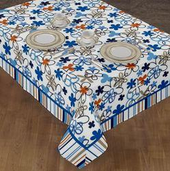 Flower Design Table Cloth
