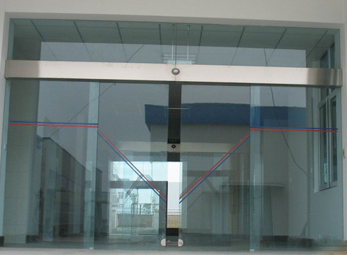 Automatic Sliding Glass Door At Rs 4000000 Set Old Sangvi Pune