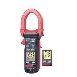 3 Phase Power Clamp On Meter 2709