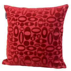 Flocked Cushion Cover