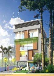 G+3 Apartment, Kecheri