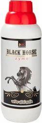 Liquid Black Horse