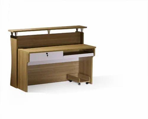 Simple Reception Desk, Reception Tables | Rajaji Nagar