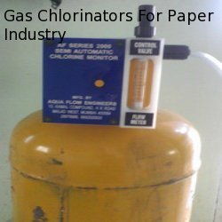 Gas Chlorinator For Paper Industry