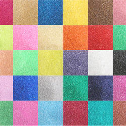 Colourful Sand, Packaging Type: Plastic Bag, Grade: Fine
