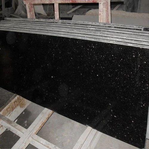 Black Galaxy Granite Thickness 25 Mm