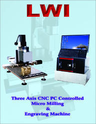 CNC Micro Milling & Engraving Machines