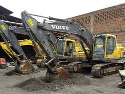 Volvo EC-140 / EC-210 / EC-290 Prime Hydraulic Excavator Spare Parts