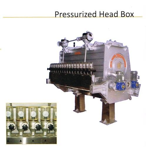 Pressurized Head Box
