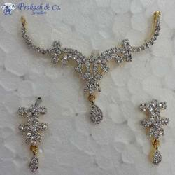 American Diamond Mangalsutra Sets