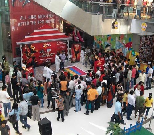 Brand Activation In Malls ,mall Activation Promotion In