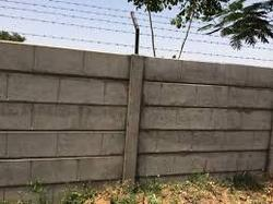 Ready Made Concrete Boundary Wall