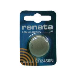CR 2450 N Renata 3V Lithium Battery