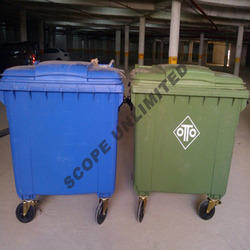 Mobile Waste Dustbin