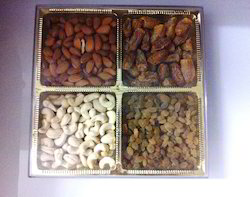 Big Diamond Box With Dry Fruit Inner