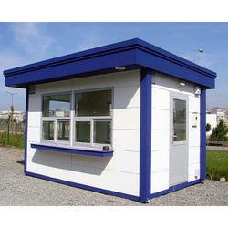 Prefabricated Security Cabin